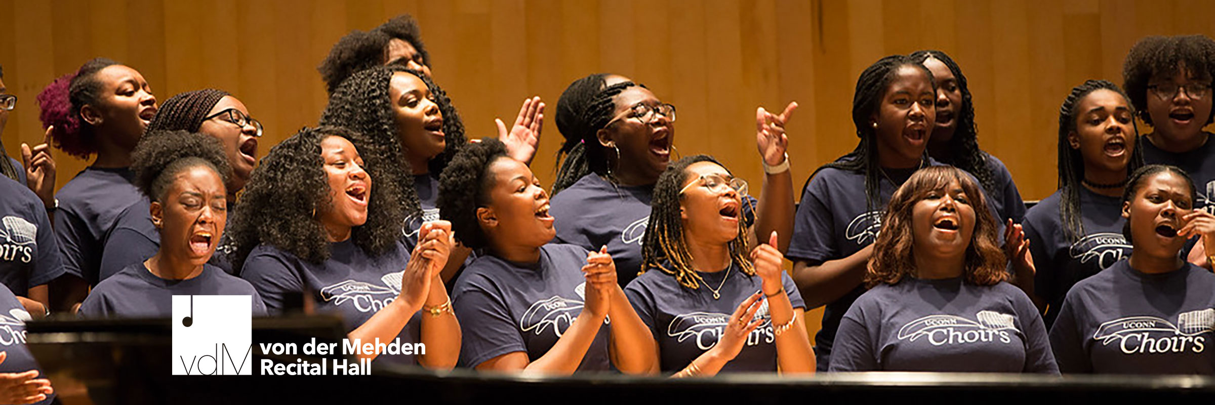 vdm uconn choirs